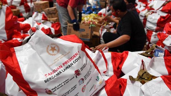 Dear Penyalur Bansos, Korupsi di Tengah Pandemi Bisa Dihukum Mati!