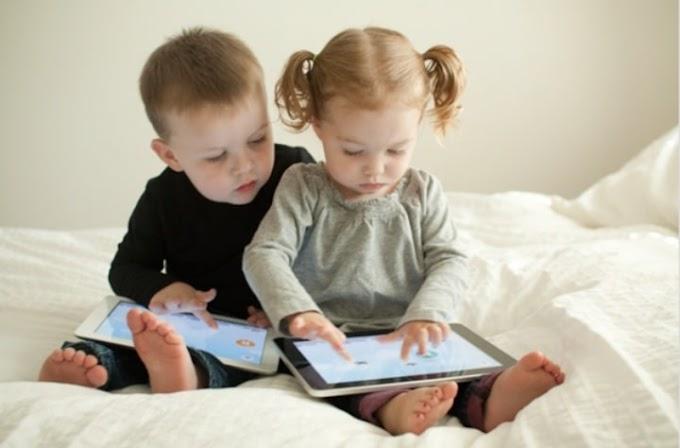 Bisakah Gadget Menstimulasi Perkembangan Anak dengan Baik?
