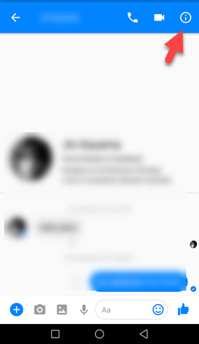 How To Block someone on Facebook Messenger   Blocking People on FB Messenger