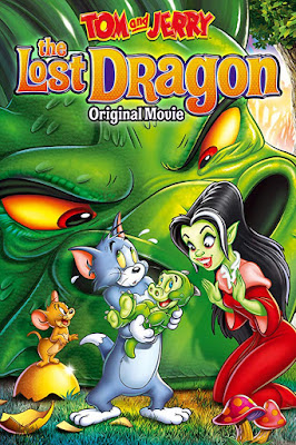 Tom and Jerry The Lost Dragon 2014 Dual Audio Hindi 720p BluRay
