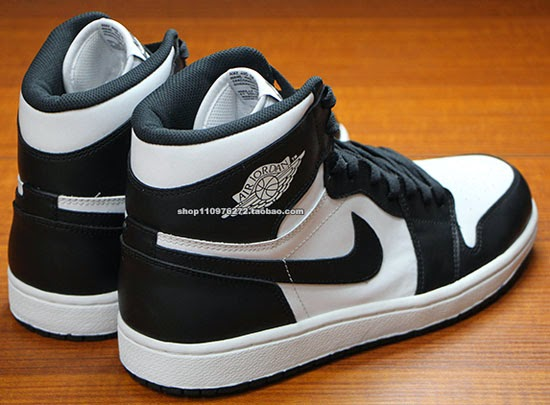 official photos 188da d236d Air Jordan 1 Retro High OG Black White 2014