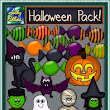 Spooky Clip Art and Free Candy!