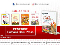 Buku Terbaru Terbitan Penerbit Pustaka Baru Seri Budidaya Ternak Ayam