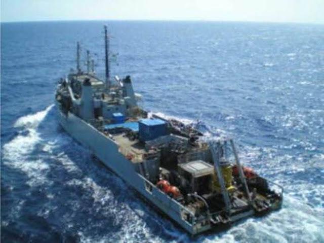 Nuevo Buque De Rescate A Submarinos (Bam-Is) Para La Armada Española