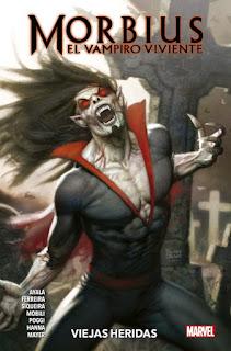 Morbius  1. Viejas heridas
