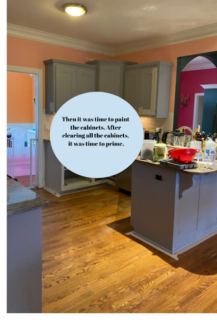 From Dark and Dreary To Bright and Cheery-Our Kitchen Reveal- designaddictmom