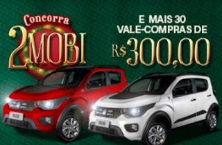 Promoção Natal 2020 em Dobro CDL Gaspar 2 Carros e 30 Vales-Compras 300 Reais
