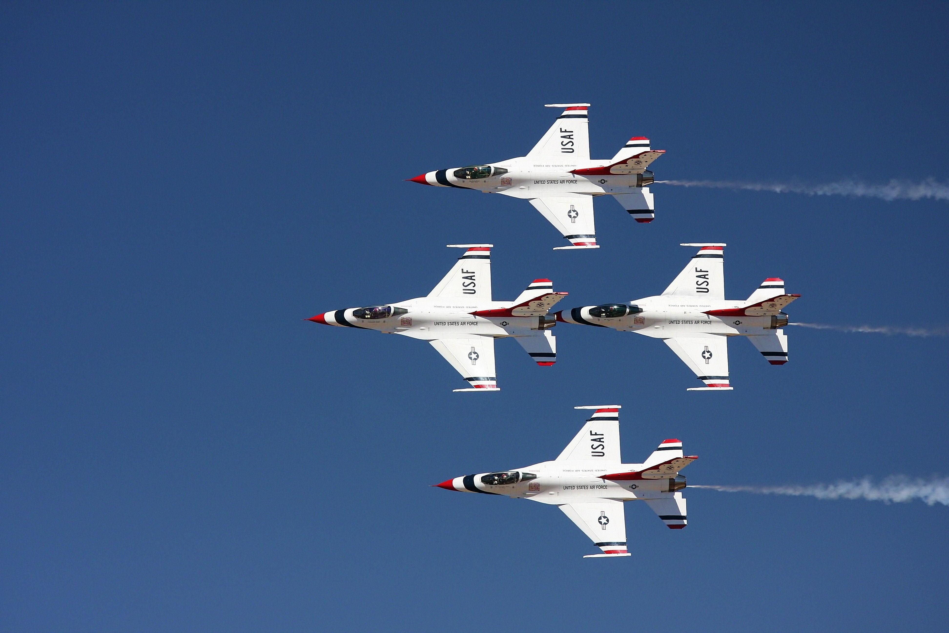 USAF-Air-Show-Aircraft