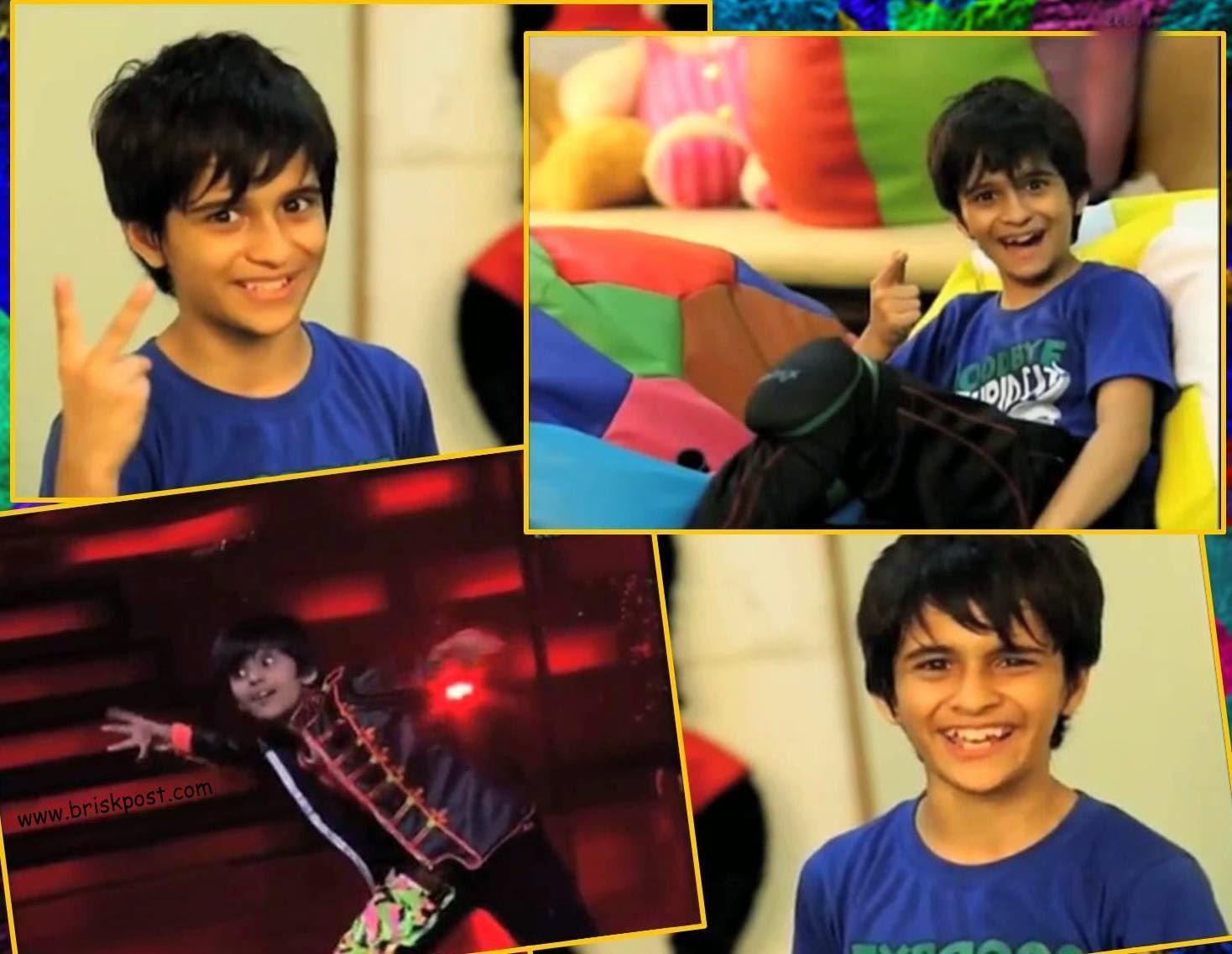 Dance India Dance Little Masters Season 3 contestant Hardik