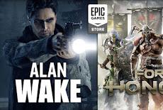 سارع وأحصل على Alan Wake و For Honor بشكل مجاني و مدى الحياة
