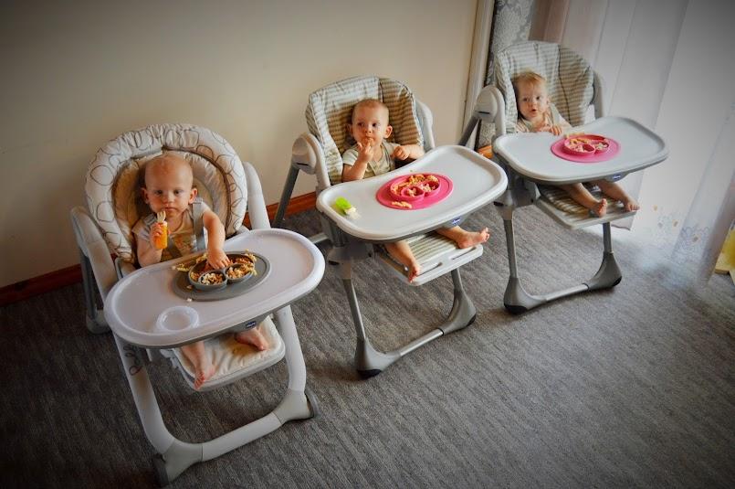 Polly 2w1 - Polly Progres5 - porównanie krzesełek do karmienia
