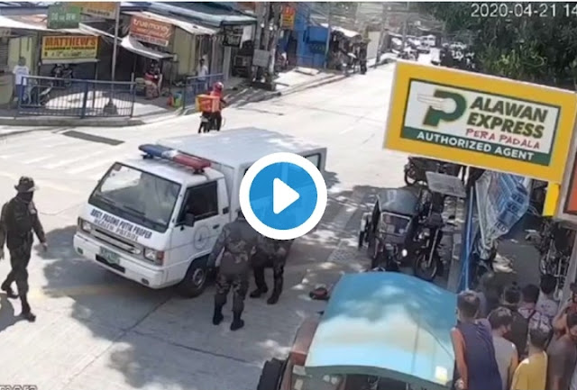 WATCH: Video footage shows evidence of Ragos shooting incident