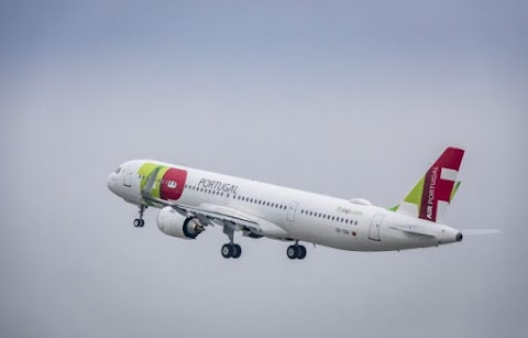 TAP Air Portugal Operates 10 Hour Long Airbus A321LR Flight To Africa