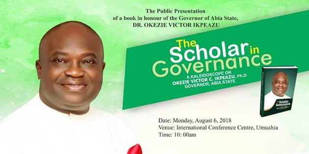 @GovernorIkpeazu: A SCHOLAR IN GOVERNANCE