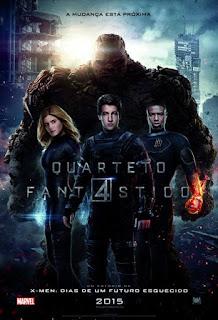 Review - Quarteto Fantástico