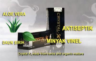 Perbedaan Vie x dan Crystal x Asli Untuk Organ Kewanitaan Anda