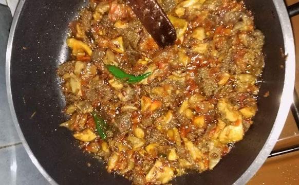 How to Cook Tripe for Dinner (Matumbo)