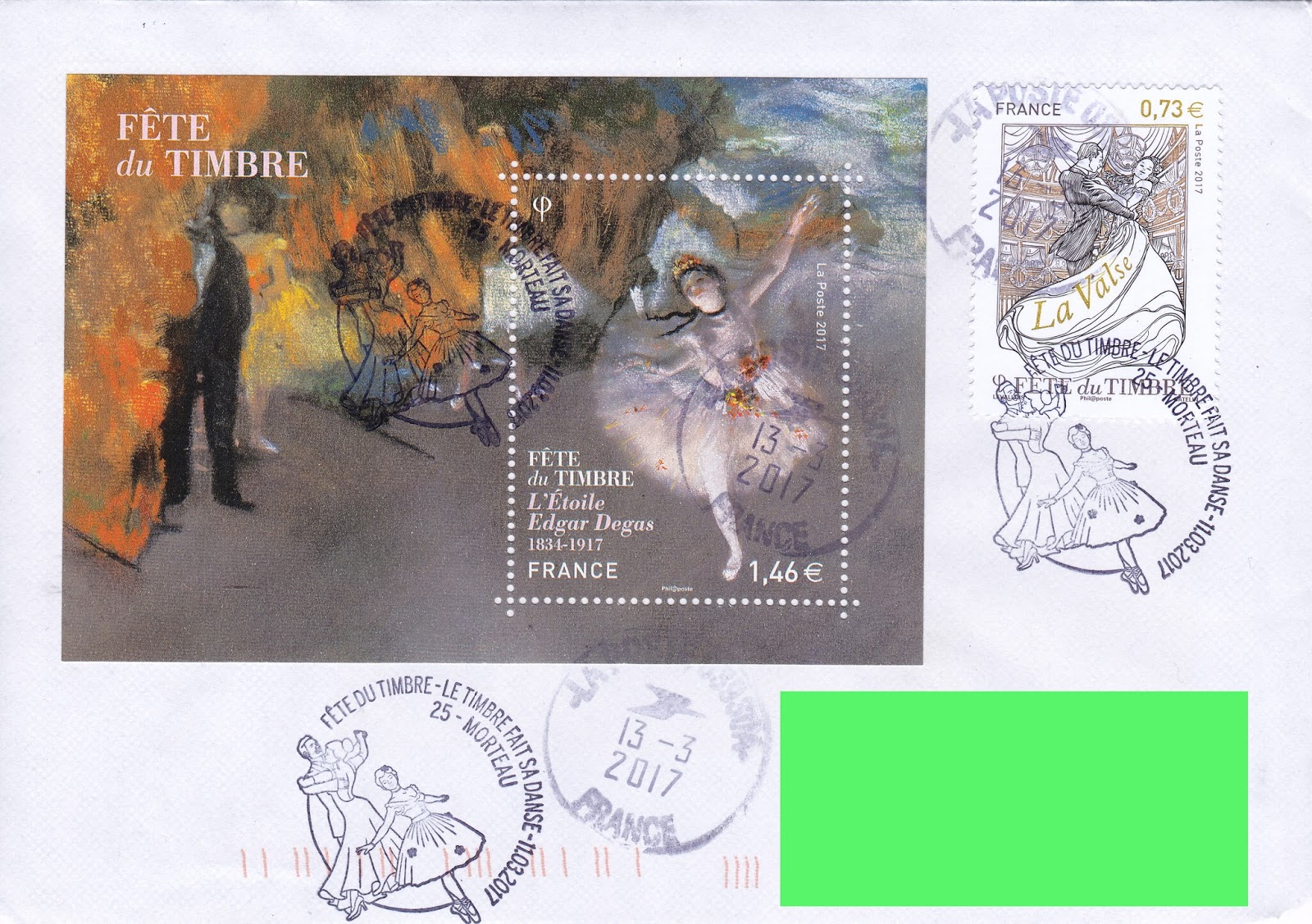 Jazz stamps fdc 103 f te du timbre 2 france for Salon du timbre 2017