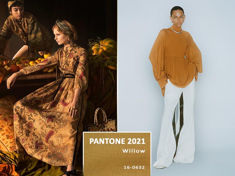 Dior | Proenza Schouler весна-лето 2021