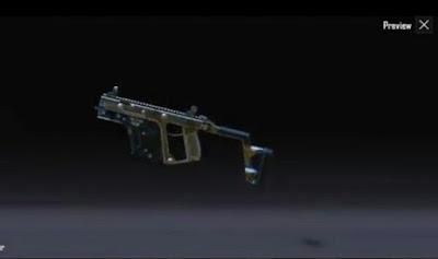 Pubg trick-get free new vector gun skin permanent