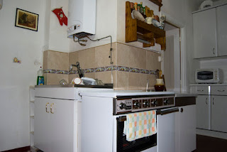 Como he hecho un frente de cocina.
