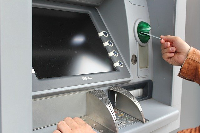 What is the full form of ATM?