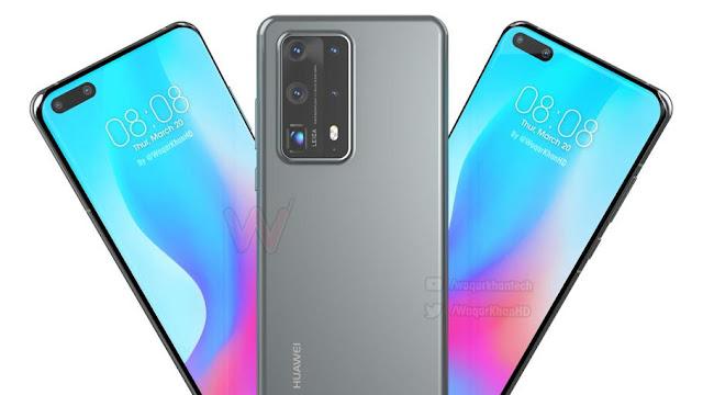 هاتف Huawei P40 Pro :