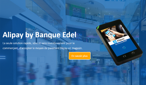 Alipay by Banque Edel