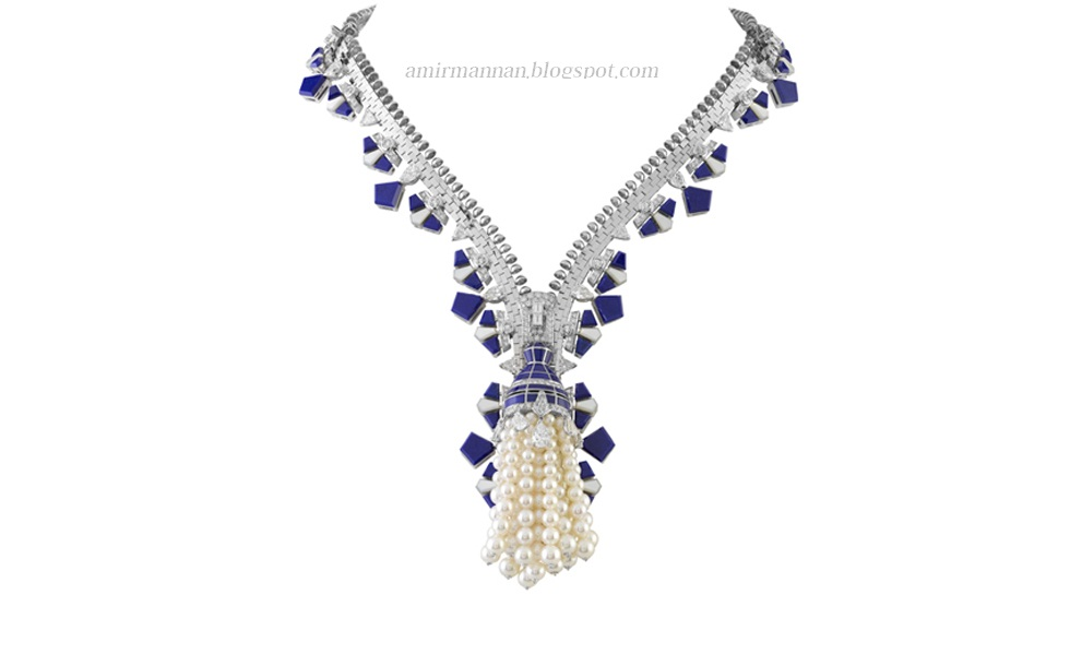 Lapis Fashion Necklace Set Jewellery Collection 2 ~ Fashion