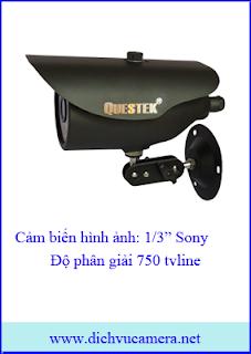 Camera Questek QTX 1315