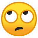Rolling Eyes emoji