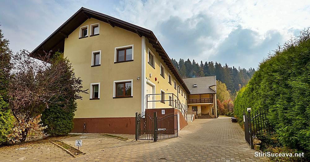 Centrul de Îngrijiri Paliative Sfântul Luca Sucevița