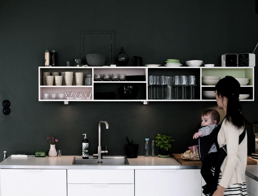 Sara S New Nordic Kitchen Instagram