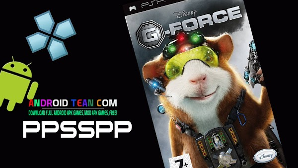 G-Force ISO | PPSSPP Android