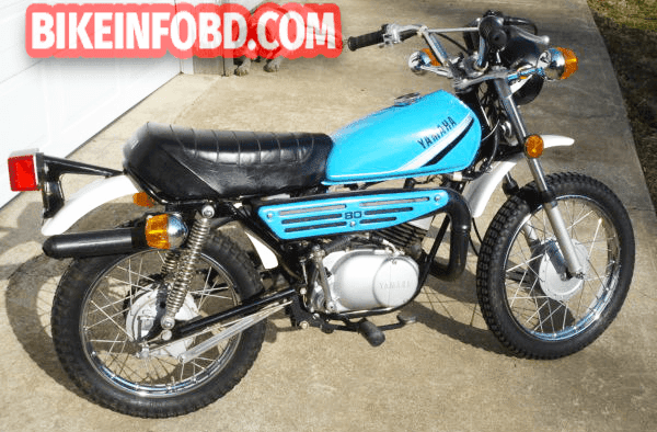 Yamaha GT80 1982