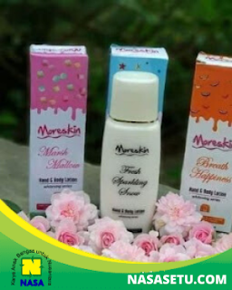 Moreskin Hand and Body Lotion 100ml