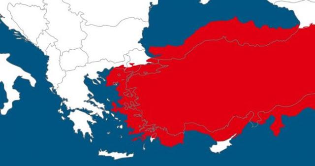 Ερντογάν: «Η Τουρκία ή θα χάσει ή θα κερδίσει εδάφη»