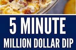 5 Minute Million Dollar Dip Recipe