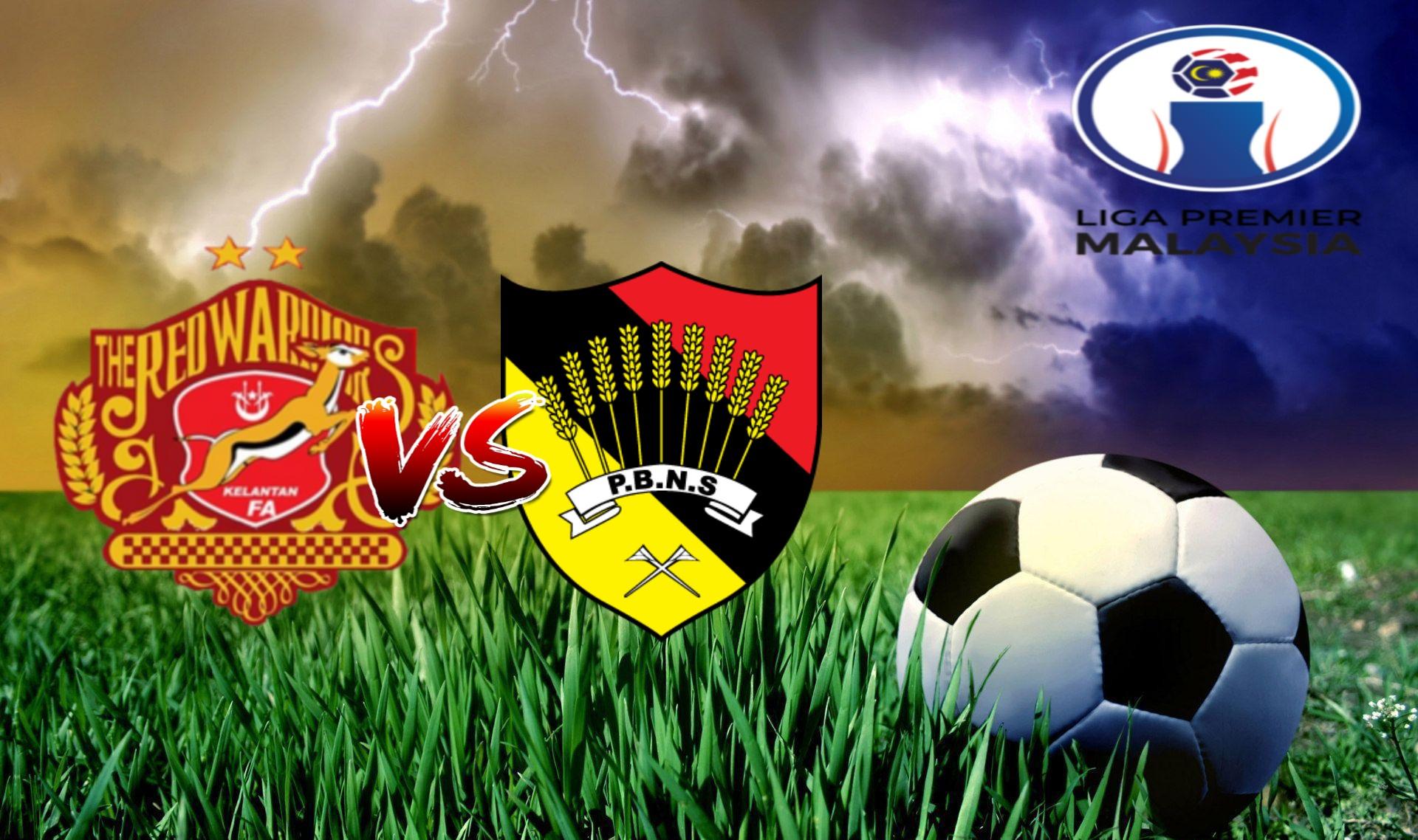 Live Streaming Kelantan vs Negeri Sembilan Liga Premier 3 Oktober 2020