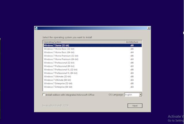 Windows 7 Aio x86x64 51 in1
