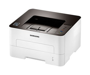 DW Printer alongside compact Light Amplification by Stimulated Emission of Radiation impress technology scientific discipline helps alleviate heap Office or Home busines Samsung Printer SL-M3015DW Driver Downloads