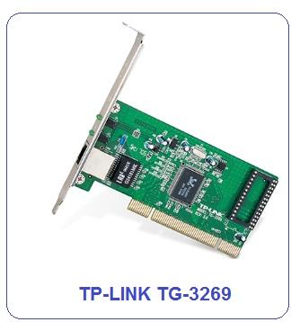 TP-LINK TG-3269 PCI Network DRIVER | Direct Download Link | Windows