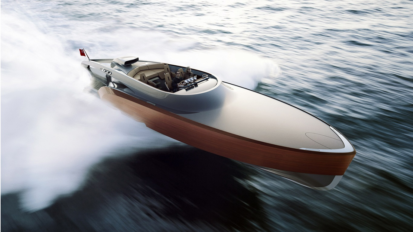 Do It Yourself Home Design: How To Build Speed Boat