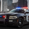 Police California 580 messages in a Dodge Charger Pursuit