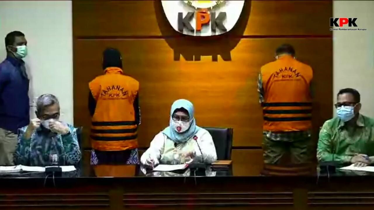 Dua Anggota DPRD Jabar Jadi Tersangka Kasus Korupsi Banprov Indramayu