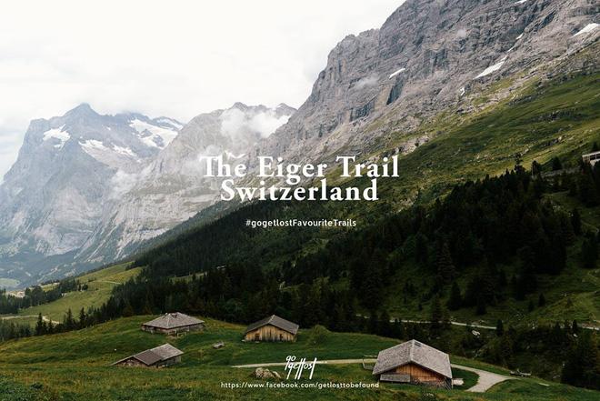 Bộ ảnh du lịch Thuỵ Sĩ của cặp đôi travel blogger người Thái