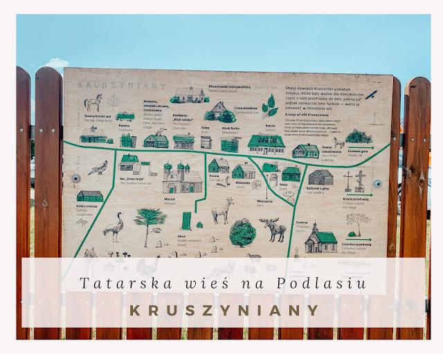 Podlasie i Kruszyniany czyli tatarska wieś na wschodnim krańcu Polski