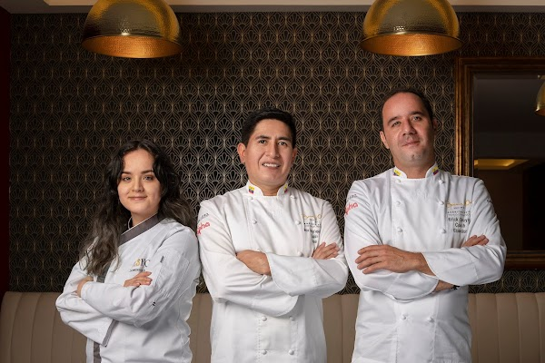 Ecuador en la gran final del Bocuse d'Or; el concurso más prestigioso del mundo gastronómico