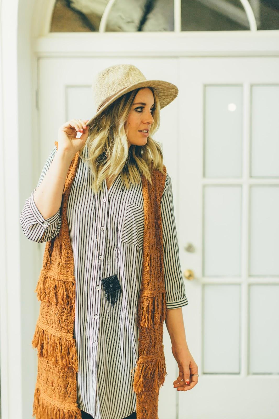 Utah Fashion Blogger, Paige Avenue, Modest