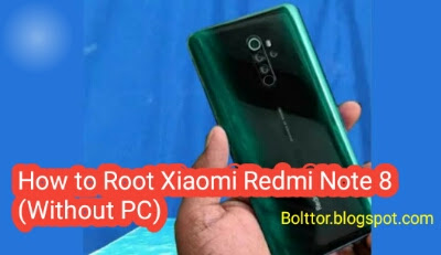 How to Root Xiaomi Redmi Note 8 Without PC - DroidROM